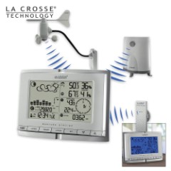 Temperature Station Wireless Weather Station