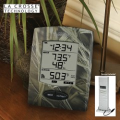 La Crosse Technology Wireless Weather Station - Camo