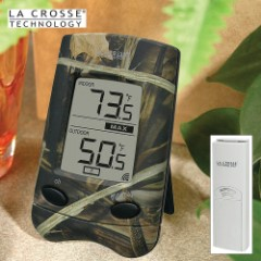 La Crosse Technology Wireless Thermometer - Camo