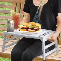 FineLife Convertible Lap Table Tray