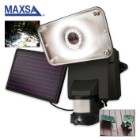 Solar-Powered Video Camera Floodlight