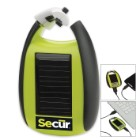 Mini Solar Cell Phone Charger