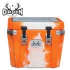 "Orion 25 Rugged Multifunction Cooler - ""Blaze"" Color/Pattern - 25-qt Capacity"