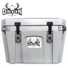 """Orion 35 Rugged Multifunction Cooler - """"Stone"""" Color/Pattern - 35-qt Capacity"""