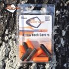 Pocket Shot Arrow Nock Caps - 10-Pack