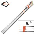 Pocket Shot Custom Arrows - 3-Pack