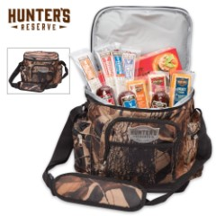 Wild Game And Cheese Cooler Pack – Autumn Woods