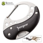 Key Gear Carabiner Knife 1.0 - Black