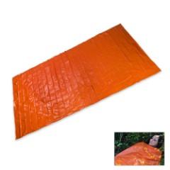 Orange Mylar Emergency Blanket