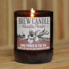 Swag Brewery Vanilla Porter Candle