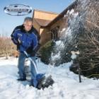 Snow Joe Electric Snow Shovel With Light