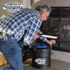 Snow Joe Electric Ash Vacuum – 4.8 Gallon