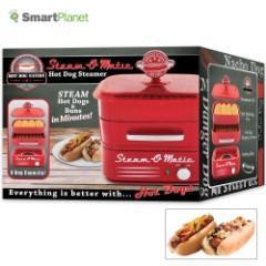Smart Planet Hotdog Nation Steam-O-Matic Hotdog Steamer