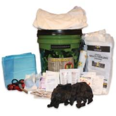 Survival Medical Birth Bucket – Emergency Kit
