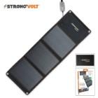 Solar Folding Charger 18-Watt