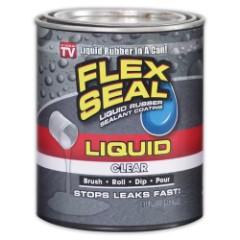Flex Seal Liquid Clear Rubber Coating