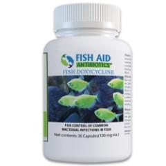 Bird Biotic 100 mg Doxycycline Antibiotics - 30-Count Bottle