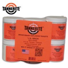 Tannerite Quarter Brick – 4-Pack