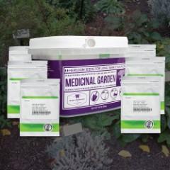 Wise Company Preparedness Medicinal Heirloom Seed Bucket