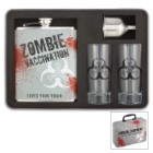 Zombie Survival Bar Set