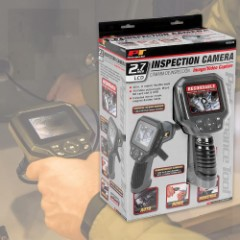 2.7 In. LCD Inspection Camera