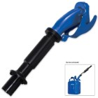Wavian Fuel Can Nozzle - Blue