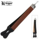 "Cow and Rexene 21"" Leather Strop"