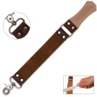 Razor Renew Short Leather Sharpening Strop