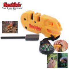 Smith Pocket Pal X2 Sharpener & Survival Tool