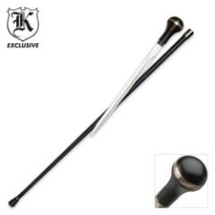 Black Tie Sword Cane