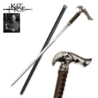 Kit Rae Axios Forged Sword Cane