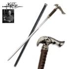 Kit Rae Axios Forged Sword Cane