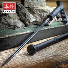 Sword Canes - Hidden Swords, Discreet Self-Defense, Stylish and
