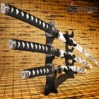 Kojiro Koi Samurai Warrior 3-Piece Sword Set