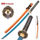 Shinwa Imperial Blue Samurai Sword