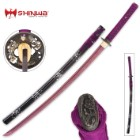 Shinwa Purple Majesty Samurai Sword