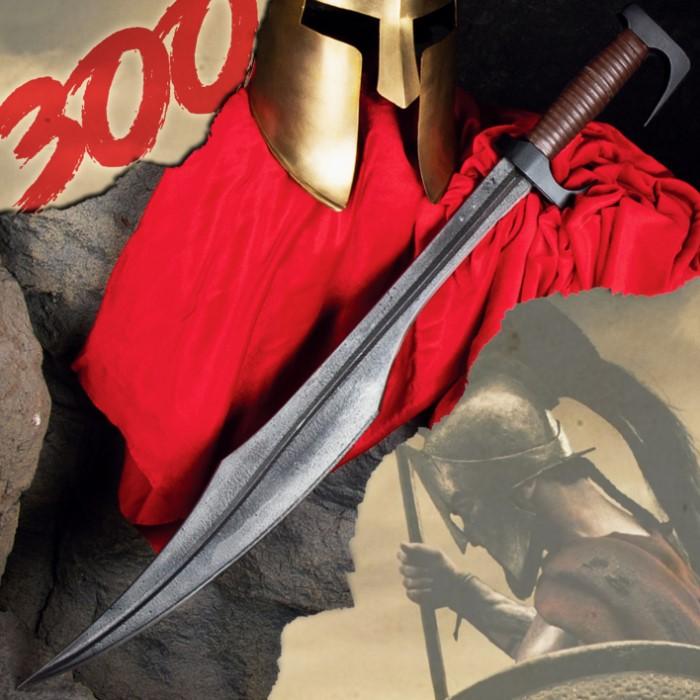 300 Spartan Warrior Replica Sword