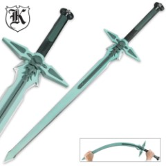 Blue Repulser Anime Foam Sword