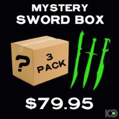MYSTERY SWORD BOX