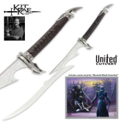 Kit Rae Vorenthul Sword of Avonthia Autographed