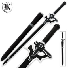 Anime Fantasy Sword and Scabbard