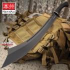 Honshu War Sword With Sheath - Black