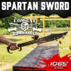 Combat Commander Modern Tactical Spartan Sword - 1065 Carbon Steel