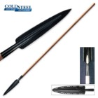 Cold Steel Assegai Long Shaft Spear with Sheath