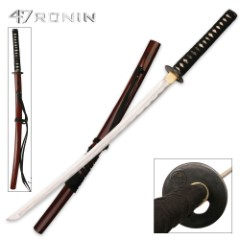 Limited Edition 47 Ronin Asano Clan Sword