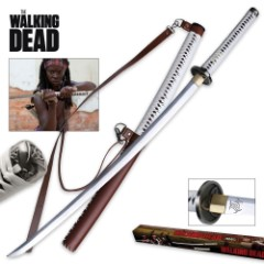 Officially Licensed The Walking Dead Sword of Michonne