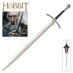 Officially Licensed The Hobbit Glamdring Sword of Gandalf