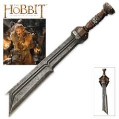 Officially Licensed The Hobbit Sword of Fili