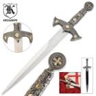 Knights Templar Sword
