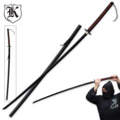 Ichigo Tensa Zangetsu Bankai Replica Sword With Scabbard